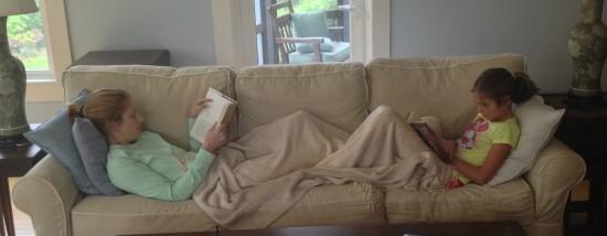 L G reading