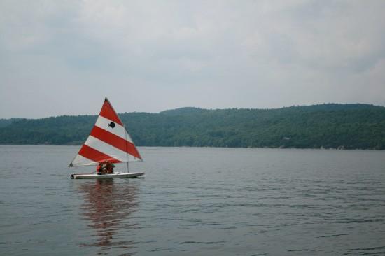 G&M sail