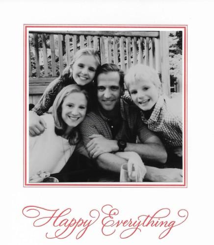 Christmas 2015 card